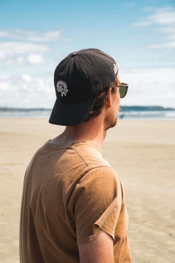 Strait Narrow White Hat 2